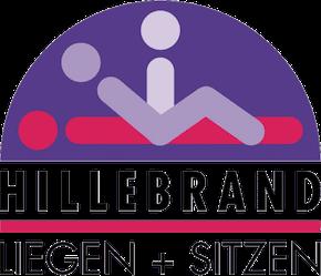 Hillebrand Liegen + Sitzen: Logo Footer